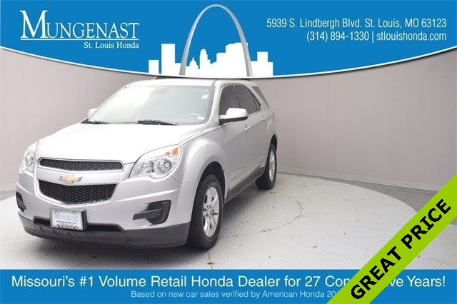Pre-Owned 2015 Chevrolet Equinox LT