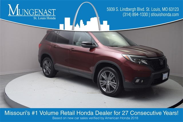 New 2019 Honda Passport Ex L 4d Sport Utility For Sale 191225